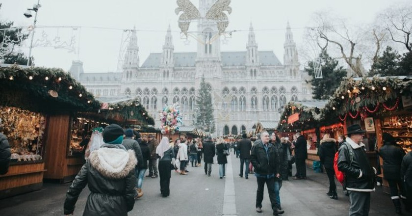 Christmas Markets | © Alisa Anton / Unsplash