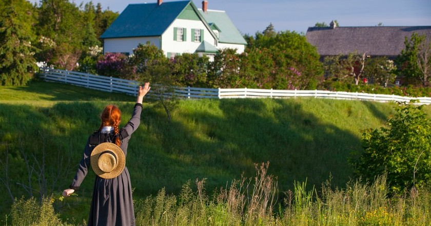 Anne of Green Gables | © Tourism PEI/John Sylvester