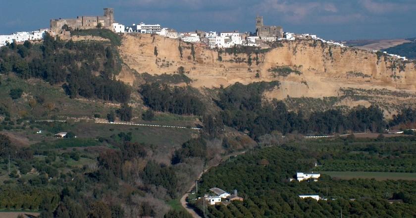 Arcos de la Frontera; Alexwing/Commons Wikimedia