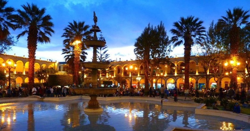 15 Reasons Why Arequipa is the Most Magical South American City You'll Ever Visit