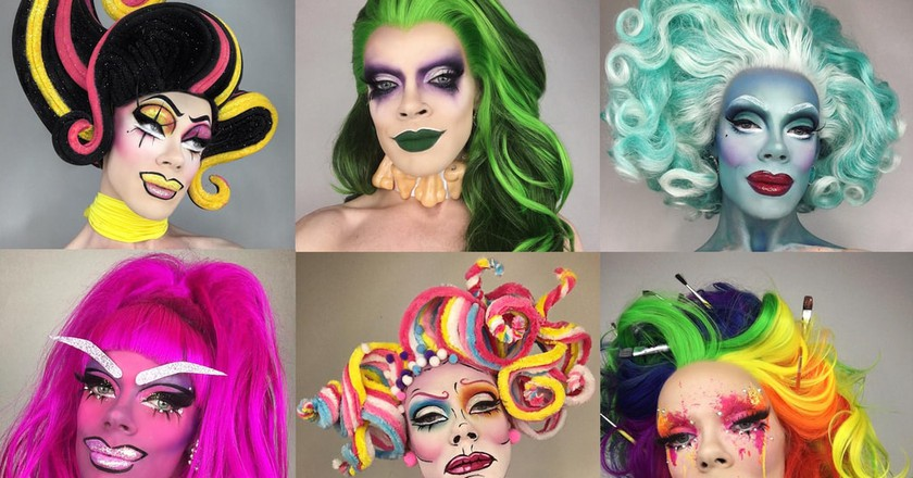 Art Simone Make-Up | Courtesy of Art Simone