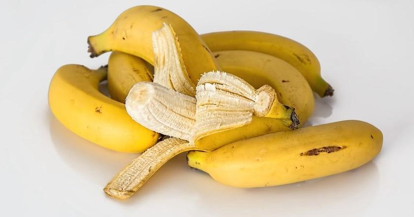 Bananas | © Pixabay/Pexels