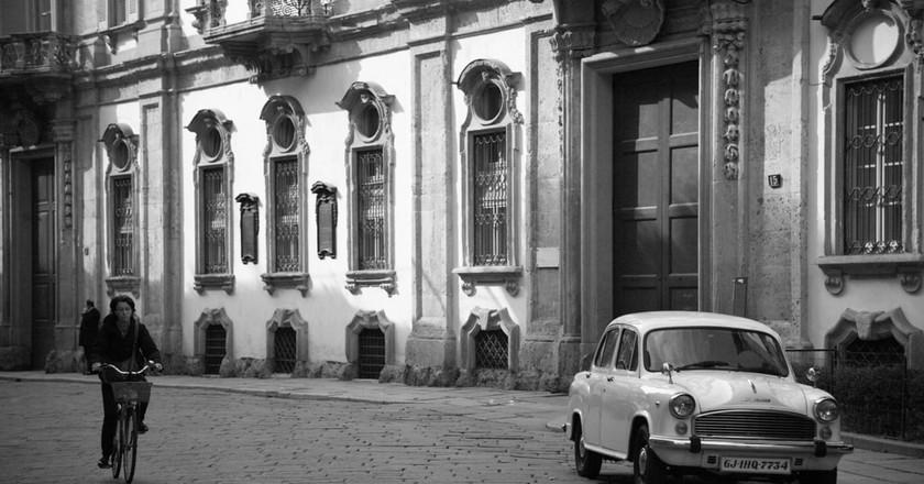 A cobbled street in Brera, Milan | © Joe Hunt/Flickr