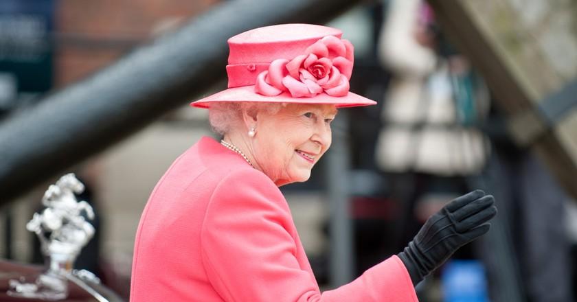 Her Royal Highness Queen Elizabeth II | © Shaun Jeffers