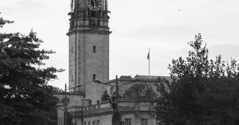 Cardiff City Hall | ©Jeremy Segrott/Flickr