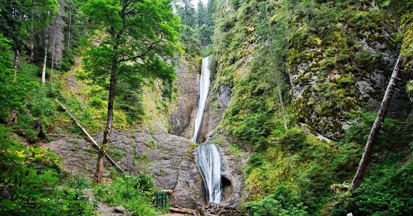 Duruitoarea Waterfall | © Florin Chelaru / Flickr