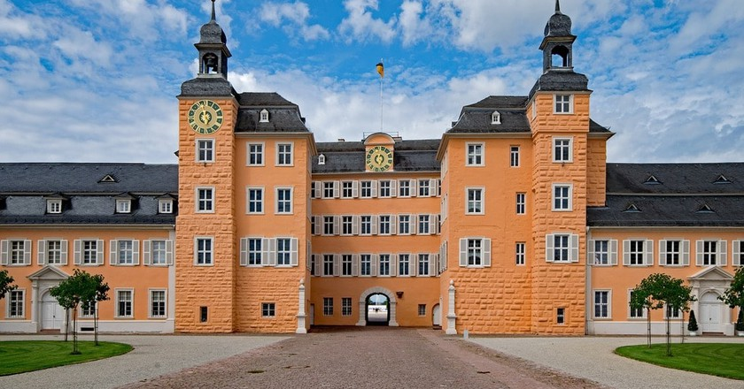Schwetzingen Palace | © lapping / Pixabay