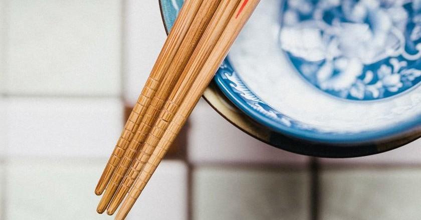 Chopsticks|©tookapic/Pixabay