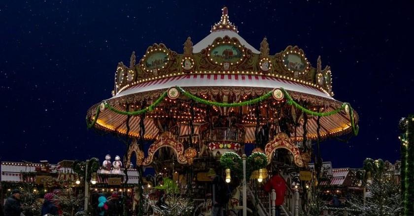 Children's Christmas Market, Nuremberg   © Gellinger / Pixabay