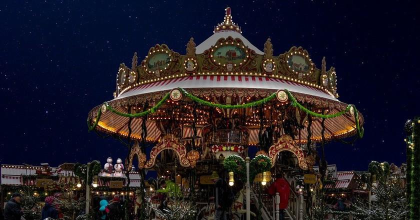 Children's Christmas Market, Nuremberg | © Gellinger / Pixabay