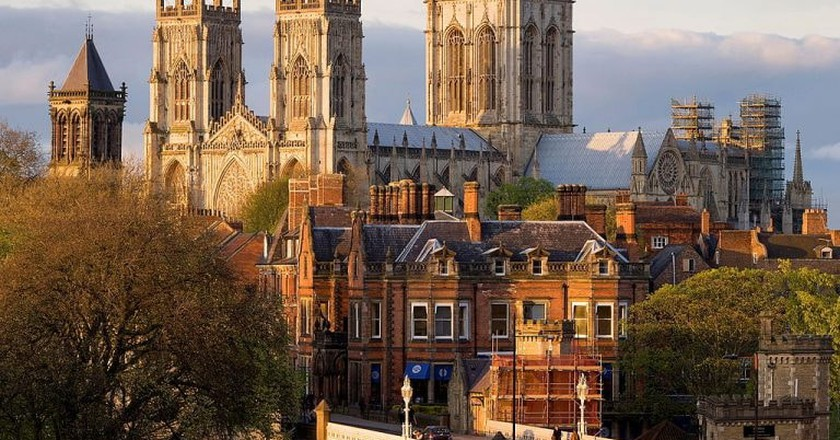 City of York |  © Andy / Wikimedia