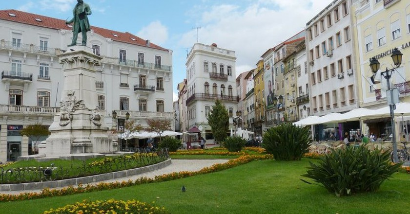 Visit historical Coimbra, located in central Portugal. © Pixabay