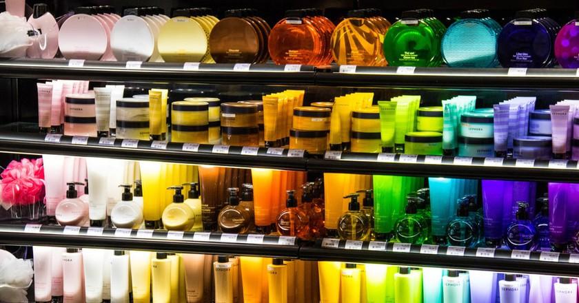 Cosmetics | © Susanne Nilsson/Flickr