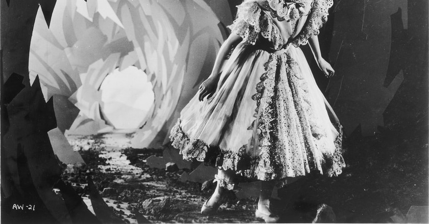 Venture into the Whimsical World of Alice in Wonderland at ACMI, Melbourne
