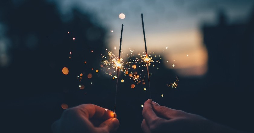 Share New Year's Eve with your loved one | ©  Pexels/ Pixabay