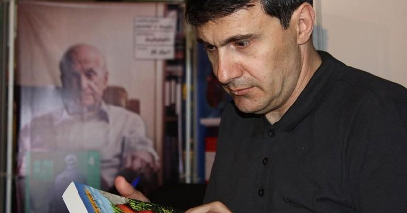 Dato Turashvili, Georgian writer   © George Mel /  WikiCommons