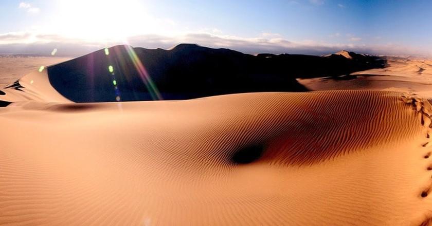 Dunes of Namibia | © Djwosa/Pixabay