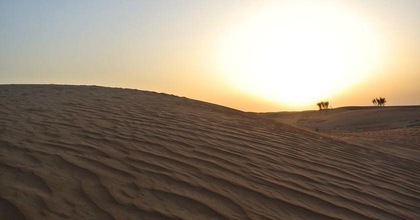 Dubai Desert | © DekaStyle/Pixabay