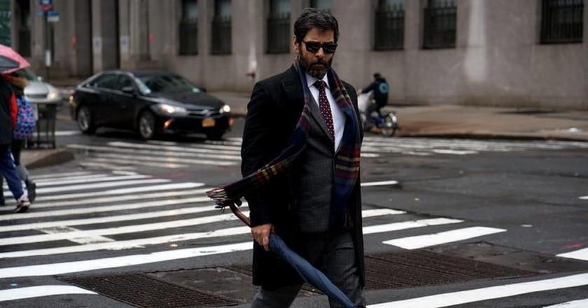 "Actor Vikram in a still from the trailer of ""Dhruva Natchathiram""  Courtesy of Ondraga Entertainment"