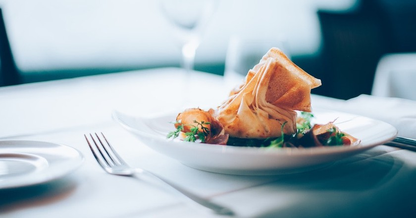 Fine Dining   © Pixabay