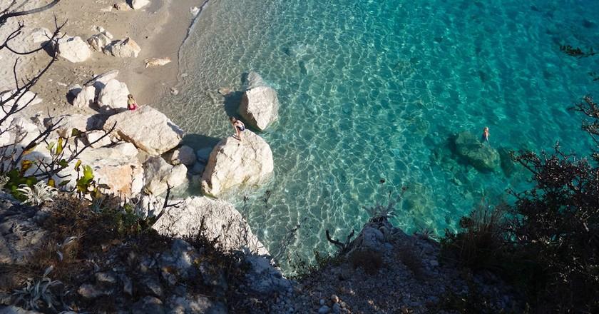 Gjipe Beach   © Feride Yalav-Heckeroth