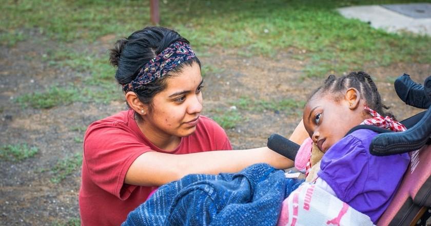 Volunteering in Mandeville, Jamaica | © mustardseed.com