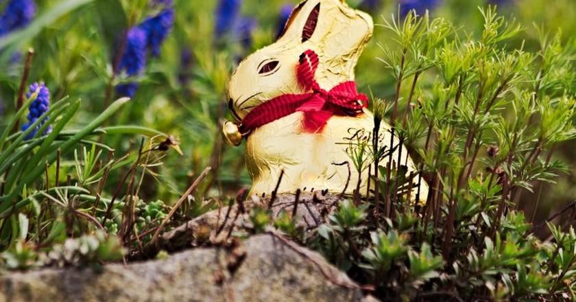 Chocolate is art to the Swiss | © tobias_hanf/ Pixabay