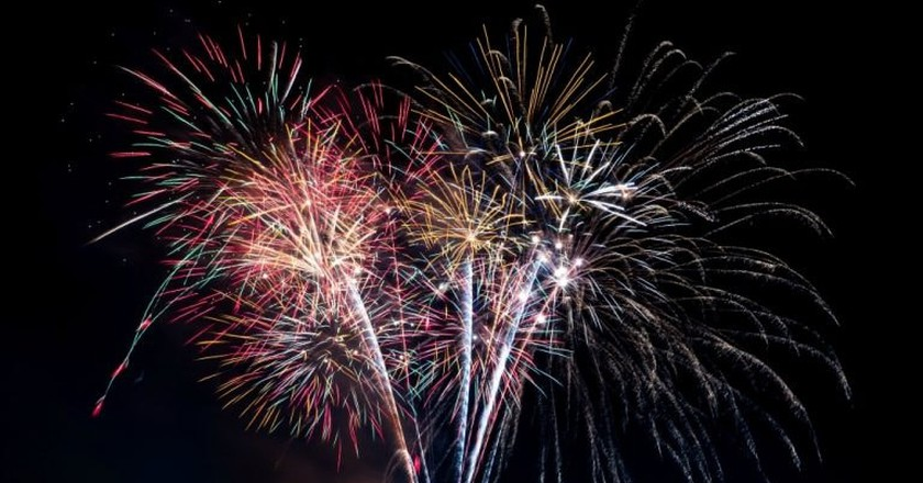 New Year's Eve Celebrations   © Elisha Terada / Unsplash