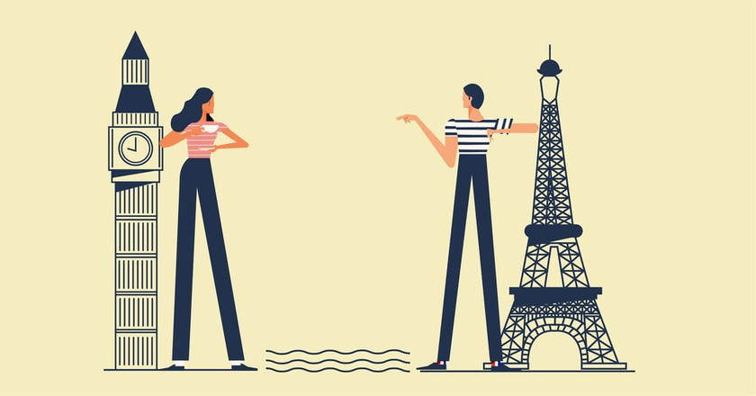 Take Our Quiz and Find Out if You Are More Suited to Paris or London