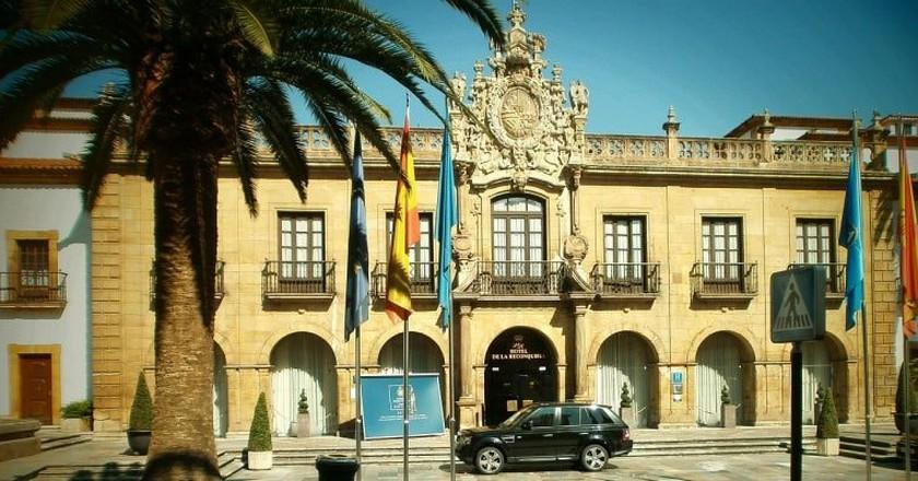 Eurostars Hotel de la Reconquista, Oviedo | © Adolfobrigido / Wikimedia Commons