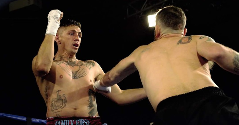 The Rise of Bare-Knuckle Boxing in London
