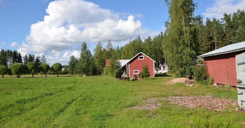 Tampere countryside   © chusa8 / Pixabay
