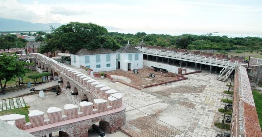 Fort Charles at Port Royal © Jamaica Gleaner