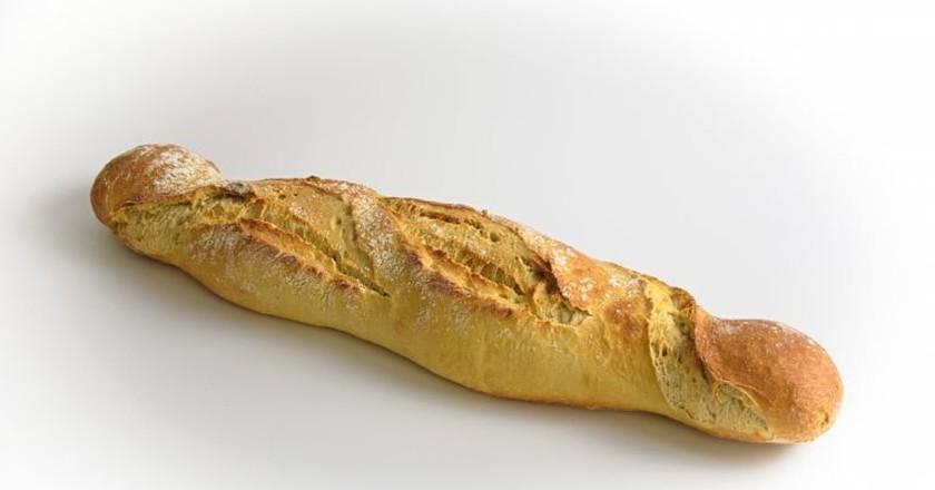 French baguette |© Public Domain Pictures