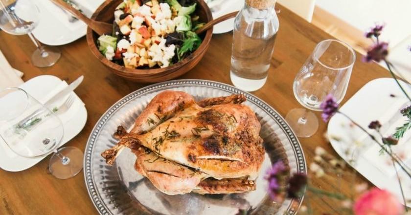 Delicious Roast Chicken   © Gabriel Garcia Marengo / Unsplash