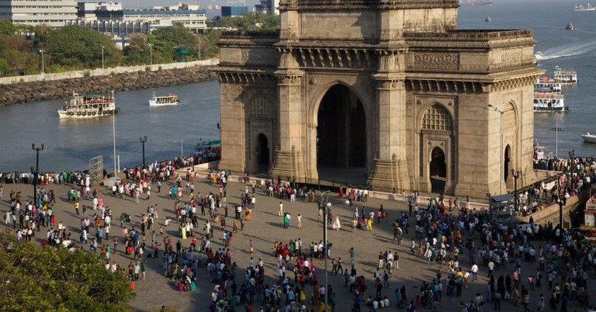 Gateway of India | © David Brossard / Flickr