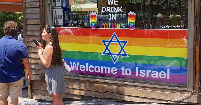 Tel Aviv Gay Pride | © Ted Eytan / Flickr
