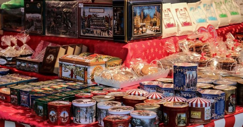 Nuremberg Christmas Market | © Gellinger / Pixabay