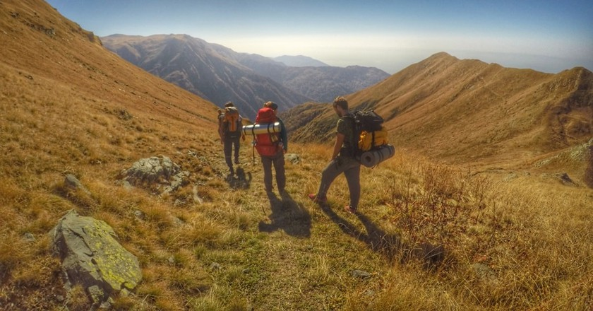Black Rock Lake trail | © Baia Dzagnidze