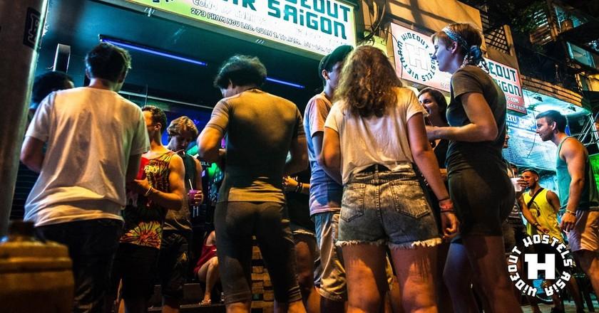 Hideout Hostels Asia - Saigon | Courtesy of Hideout Hostels Asia