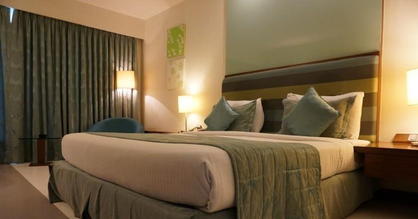 Hotel Room | © Pixabay