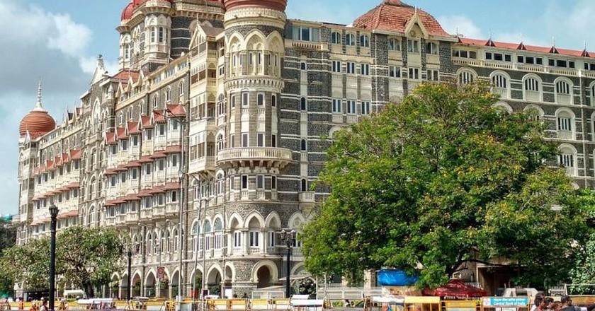 Taj Mahal Palace Hotel, Mumbai   © Rahul Soni 23 / WikiCommons