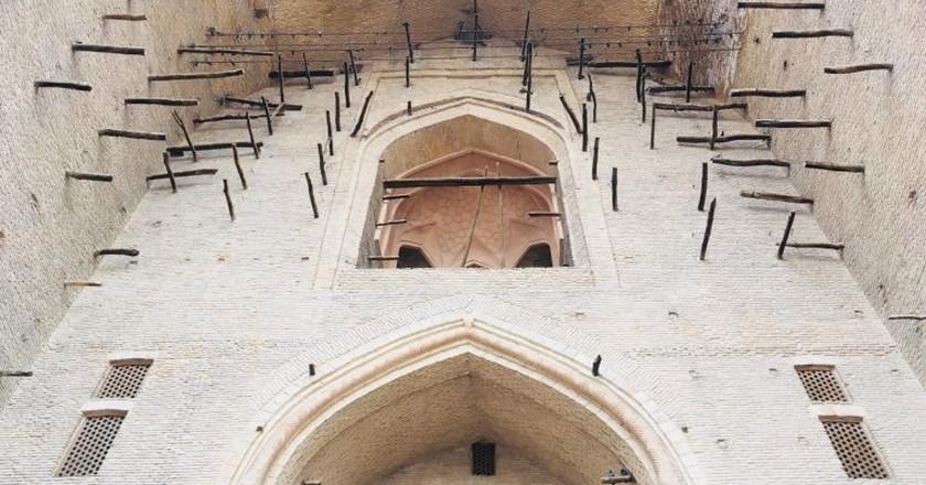 The Mausoleum of Khoja Ahmed Yasawi |© Jade Cuttle