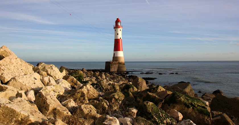 Beachy Head Lighthouse, Eastbourne | © Rob Wassell/Flickr