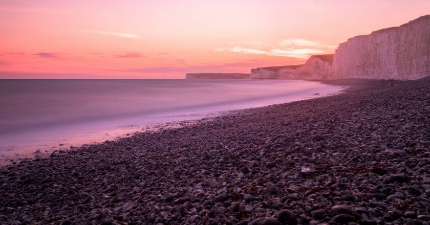Birling Gap, Eastbourne | © Nick Rowland/Flickr