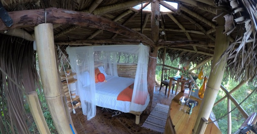 Travelers Can Now Spend the Night in this Incredible Panama Tree House