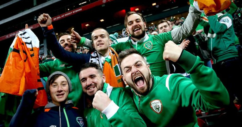 11 Reasons Russia 2018 Will Miss Irish Football Fans