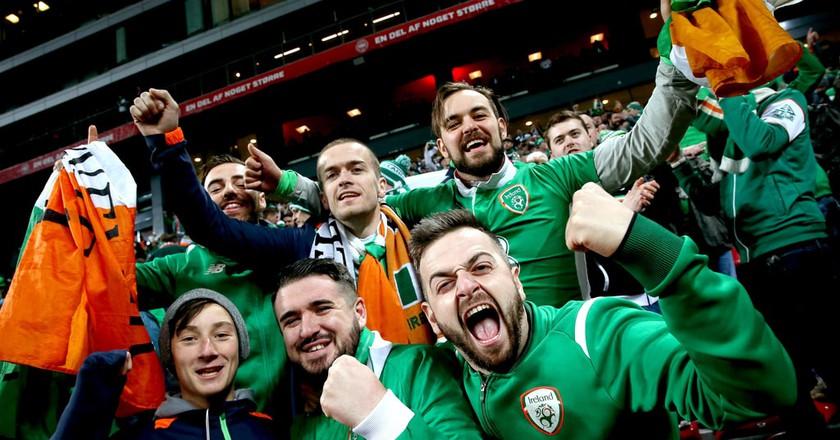 11 Reasons Russia 2018 Will Miss Irish Football Fans