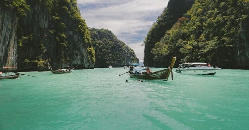 Your money will go a long way in Vietnam | © Jakob Owens / Unsplash