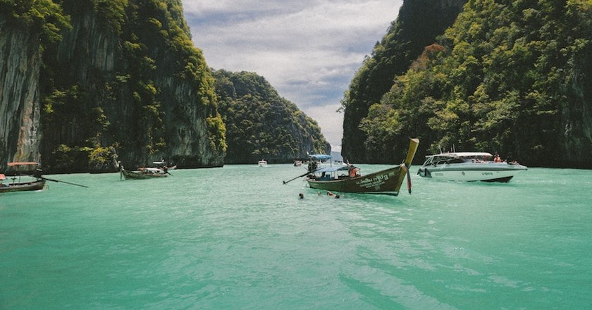 Your money will go a long way in Vietnam | © Jakob Owens / Unsplash